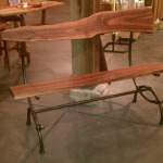 Black Walnut Bench 1