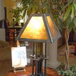 Lamp - Pipe Rivets