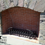 Outdoor Fire Grate
