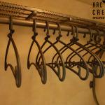 Wall Mount Coat Rack with Hangers 3